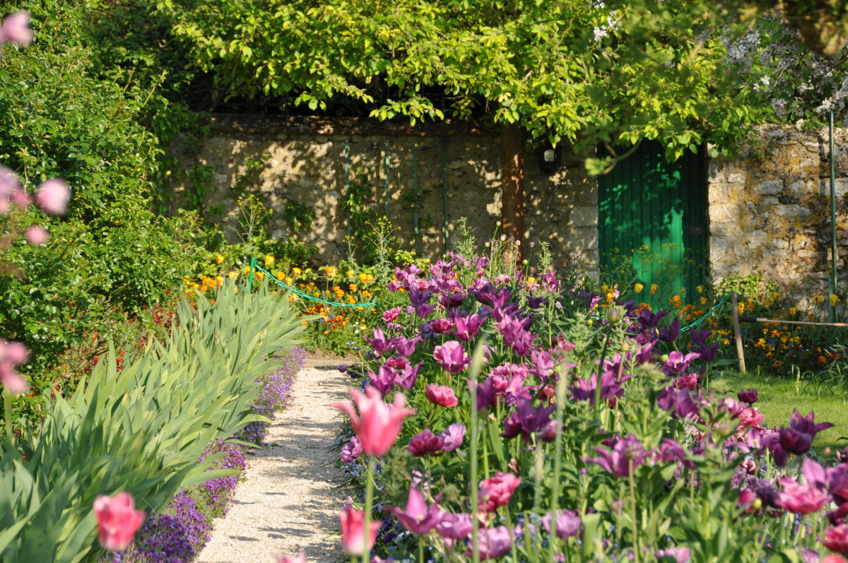 Giverny A Country Garden