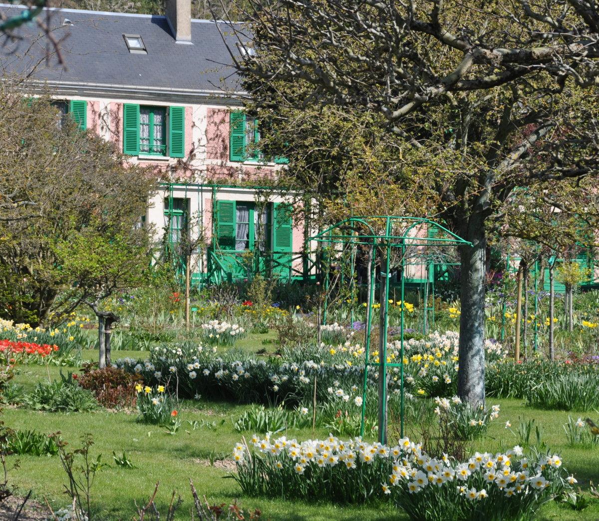 Giverny Monet Garden Part 4