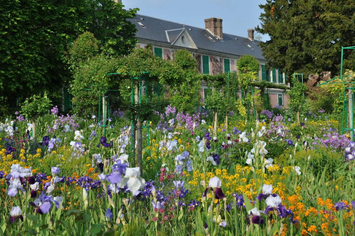 Giverny | Giverny at Iris Time