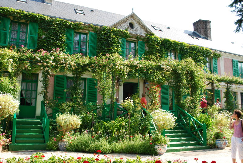 giverny monet 39 s home