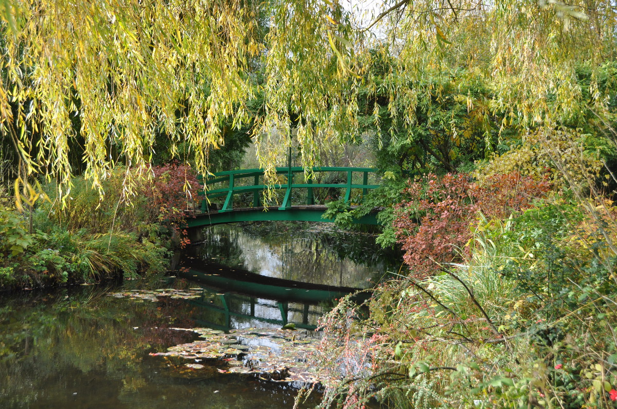 giverny-november